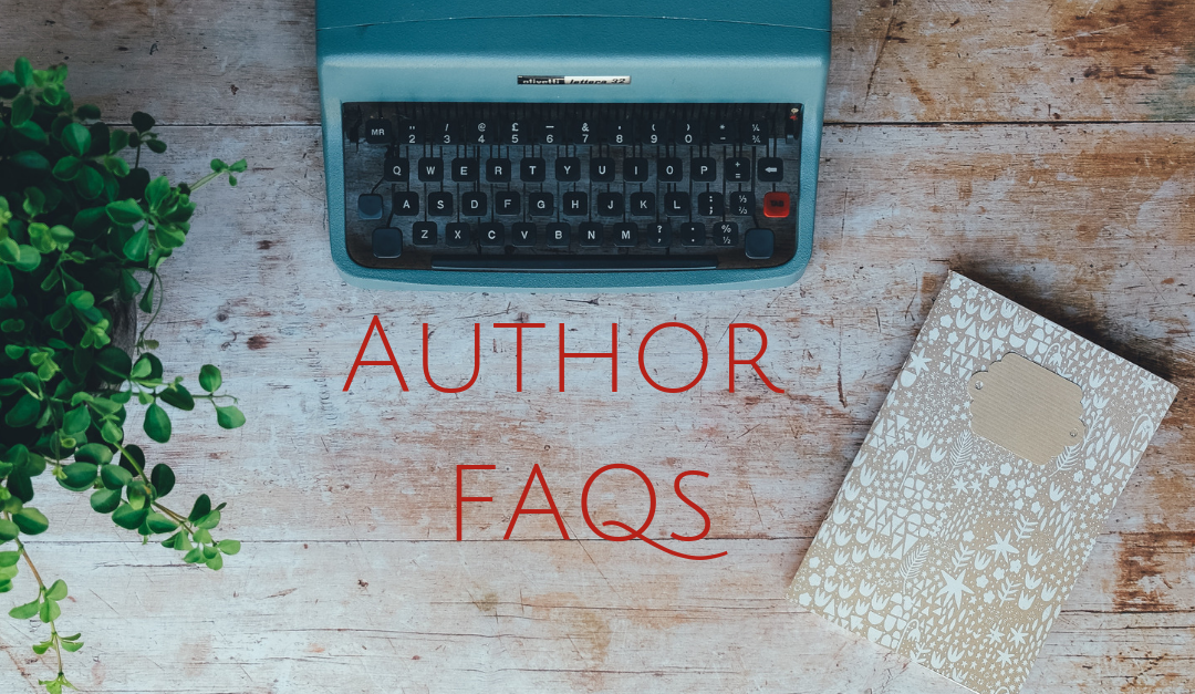 3 Questions from Authors